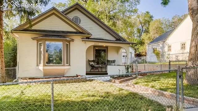 834 E Costilla Street, Colorado Springs, CO 80903 (#8143987) :: Venterra Real Estate LLC