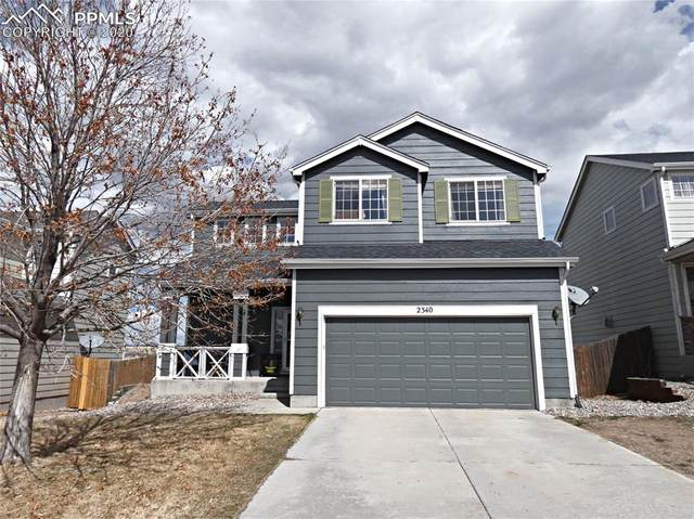 2340 Pinyon Jay Drive, Colorado Springs, CO 80951 (#8144601) :: The Kibler Group
