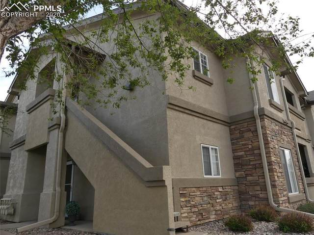 6944 Ash Creek Heights #201, Colorado Springs, CO 80922 (#8145976) :: Action Team Realty