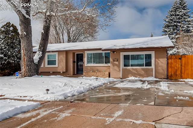 3006 Greenwood Circle, Colorado Springs, CO 80910 (#8146152) :: The Harling Team @ HomeSmart