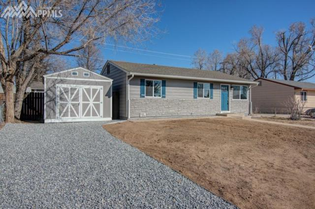 2517 Chimayo Drive, Colorado Springs, CO 80911 (#8147283) :: The Dunfee Group - Keller Williams Partners Realty