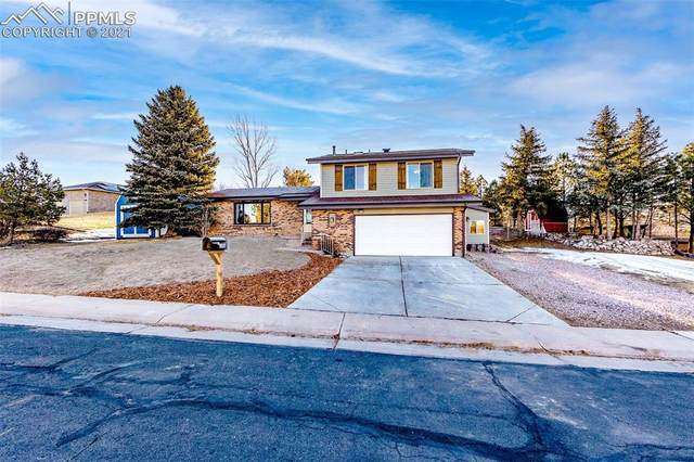 106 Hill Drive, Castle Rock, CO 80104 (#8149075) :: The Harling Team @ Homesmart