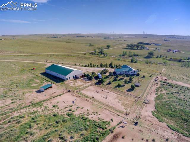 25935 Judge Orr Road, Calhan, CO 80808 (#8150057) :: The Treasure Davis Team