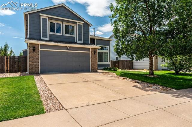 6975 Highland Vista Drive, Colorado Springs, CO 80922 (#8150482) :: Tommy Daly Home Team