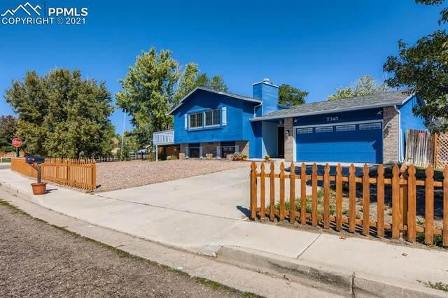 7345 Waterwheel Street, Colorado Springs, CO 80911 (#8151125) :: Venterra Real Estate LLC