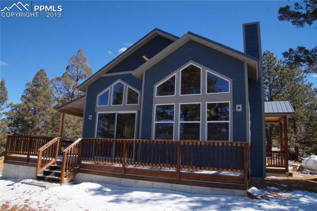 435 Granite Road, Florissant, CO 80816 (#8151204) :: Jason Daniels & Associates at RE/MAX Millennium