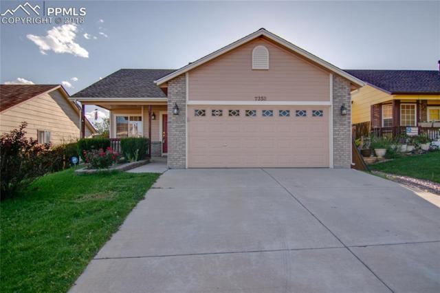 7350 Coral Ridge Drive, Colorado Springs, CO 80925 (#8153838) :: Jason Daniels & Associates at RE/MAX Millennium