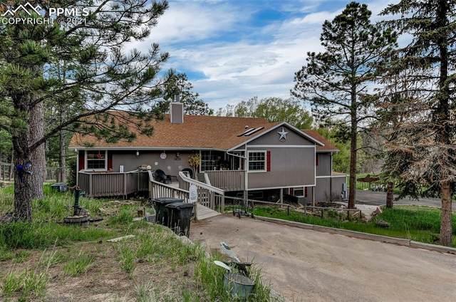 7475 Chirgiton Road, Colorado Springs, CO 80908 (#8154170) :: The Dixon Group
