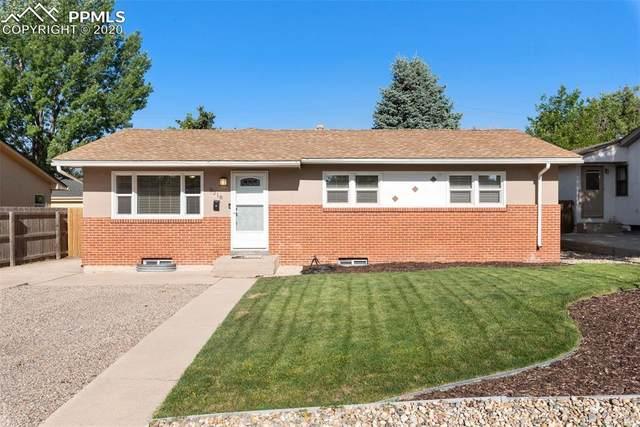 3218 Primrose Drive, Colorado Springs, CO 80907 (#8154916) :: Tommy Daly Home Team