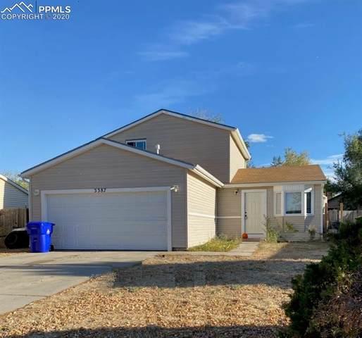 3387 Foxridge Drive, Colorado Springs, CO 80916 (#8155329) :: Action Team Realty