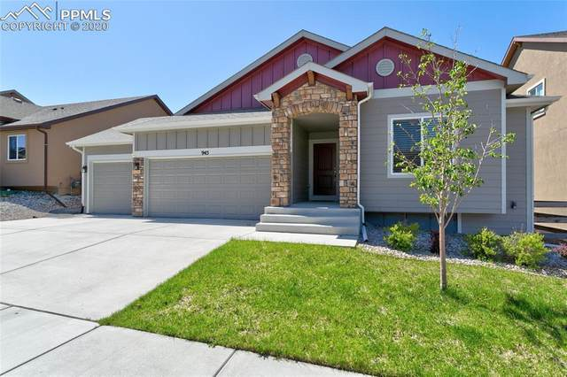 945 Pistol River Way, Colorado Springs, CO 80921 (#8158156) :: Tommy Daly Home Team