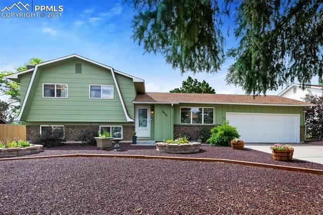 5030 S Hackamore Drive, Colorado Springs, CO 80918 (#8160214) :: Action Team Realty