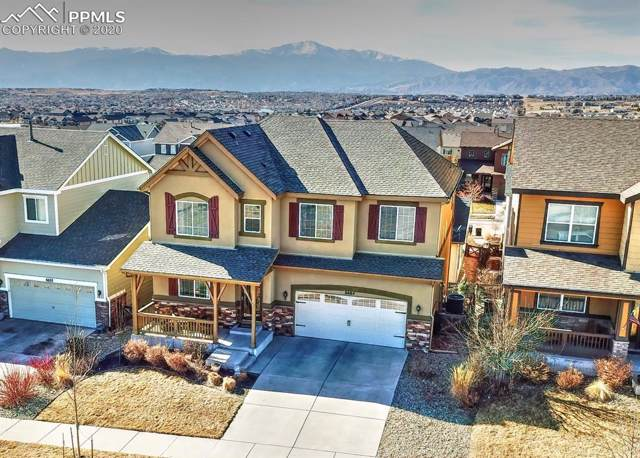 6664 Myrtle Creek Drive, Colorado Springs, CO 80927 (#8165045) :: Tommy Daly Home Team
