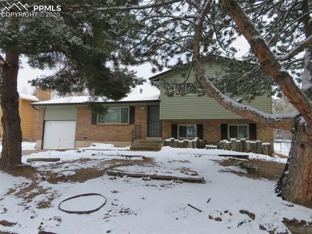 4864 S Splendid Circle, Colorado Springs, CO 80917 (#8165159) :: Action Team Realty