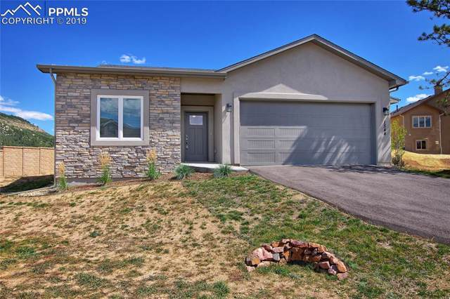 1544 Piney Hill Point, Monument, CO 80132 (#8168495) :: The Kibler Group