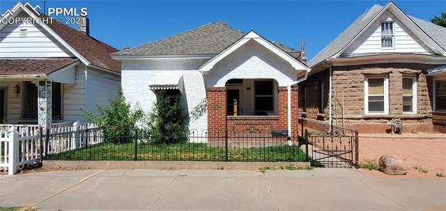 1235 S Santa Fe Avenue, Pueblo, CO 81006 (#8173992) :: Tommy Daly Home Team