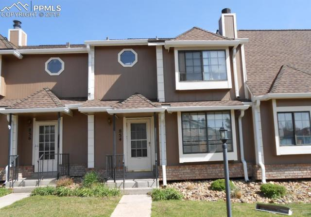 854 London Green Way, Colorado Springs, CO 80906 (#8174496) :: The Treasure Davis Team