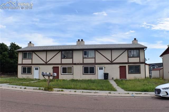2345 Shawnee Drive, Colorado Springs, CO 80915 (#8176058) :: The Treasure Davis Team
