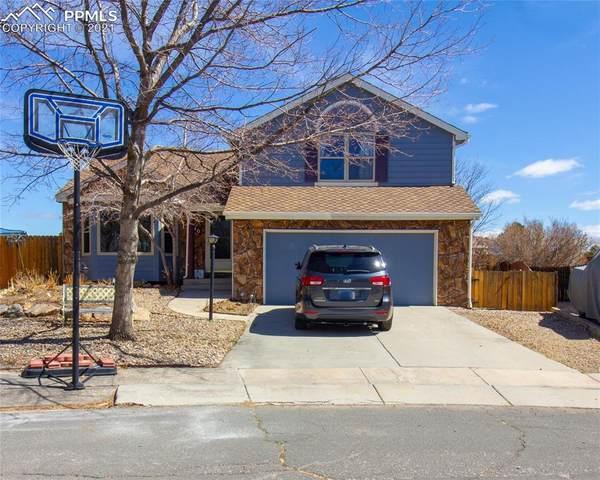 4790 Signal Rock Road, Colorado Springs, CO 80922 (#8177664) :: Compass Colorado Realty