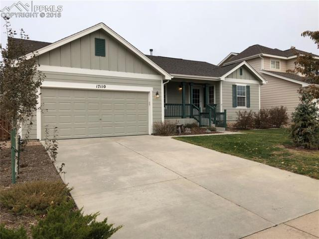 17110 Snowwood Drive, Monument, CO 80132 (#8178026) :: 8z Real Estate