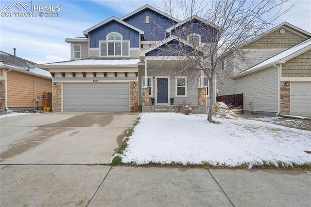 6125 Rocking Chair Lane, Colorado Springs, CO 80925 (#8179563) :: The Scott Futa Home Team