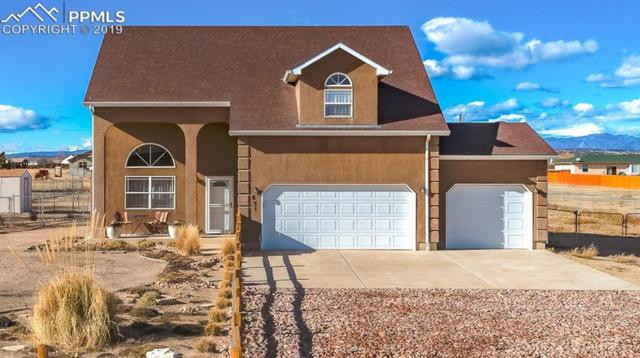 831 N Monarch Drive, Pueblo West, CO 81007 (#8179730) :: The Hunstiger Team