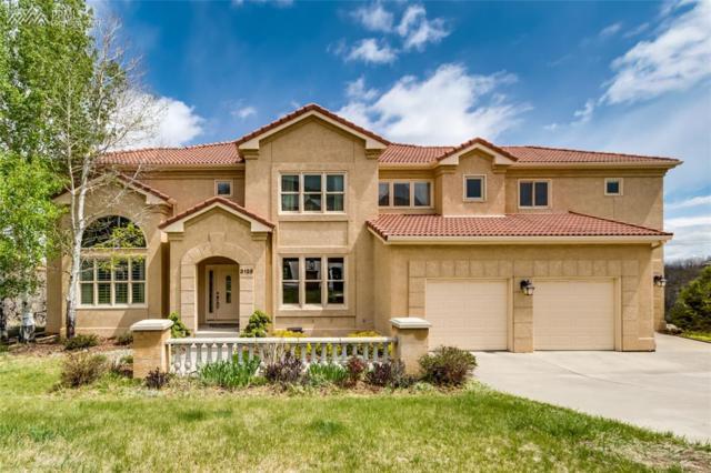 3128 S Electra Drive, Colorado Springs, CO 80906 (#8183185) :: 8z Real Estate