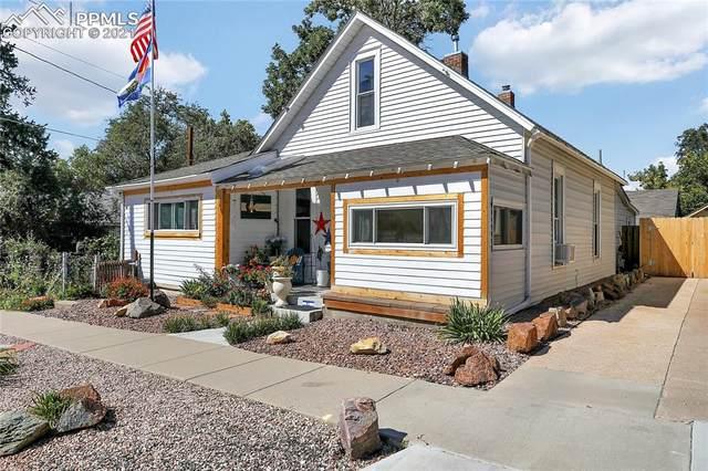 1016 E High Street, Colorado Springs, CO 80903 (#8184791) :: Symbio Denver