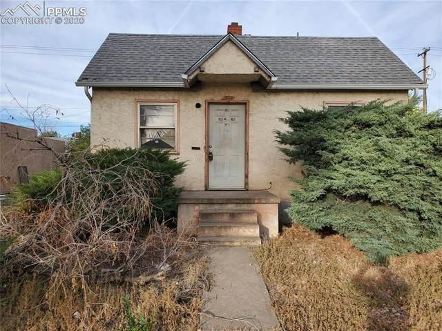 1823 E Evans Avenue, Pueblo, CO 81004 (#8190541) :: 8z Real Estate