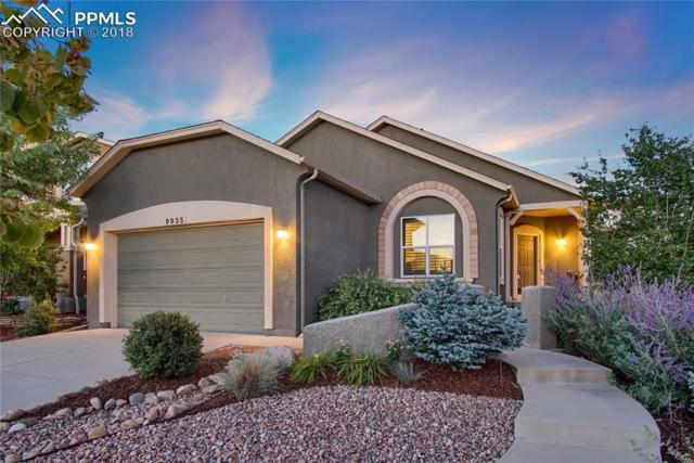 9935 San Luis Park Court, Colorado Springs, CO 80924 (#8191352) :: Action Team Realty