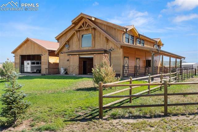 11524 Spruce Mountain Road, Larkspur, CO 80118 (#8193296) :: 8z Real Estate