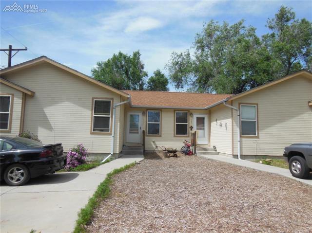 408 W Van Buren Street, Colorado Springs, CO 80907 (#8195410) :: 8z Real Estate