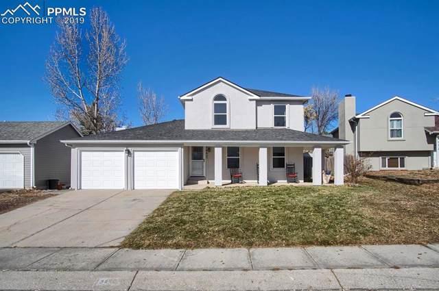 3440 Antero Drive, Colorado Springs, CO 80920 (#8197367) :: The Kibler Group