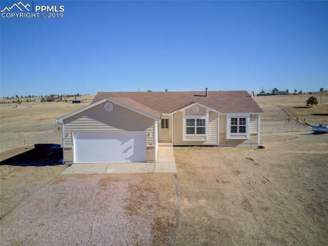 16845 High Tree Drive, Elbert, CO 80106 (#8198742) :: 8z Real Estate
