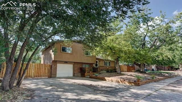 1314 Holmes Drive, Colorado Springs, CO 80909 (#8198754) :: The Treasure Davis Team