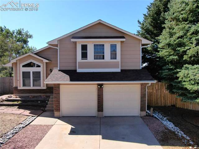 6415 Lonsdale Drive, Colorado Springs, CO 80915 (#8199615) :: Tommy Daly Home Team