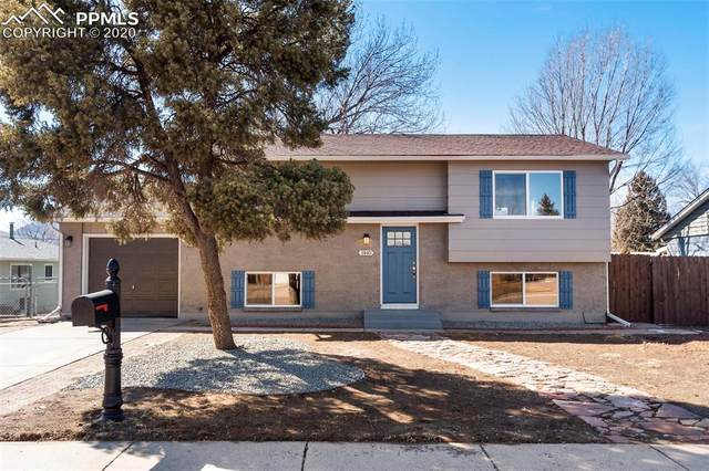 1840 Olympic Drive, Colorado Springs, CO 80910 (#8200760) :: The Kibler Group