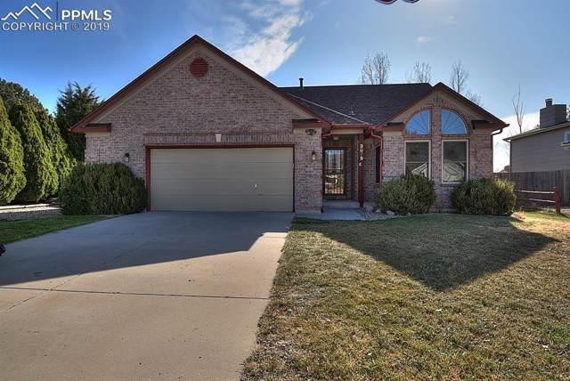 3875 Red Cedar Drive, Colorado Springs, CO 80906 (#8202455) :: The Kibler Group