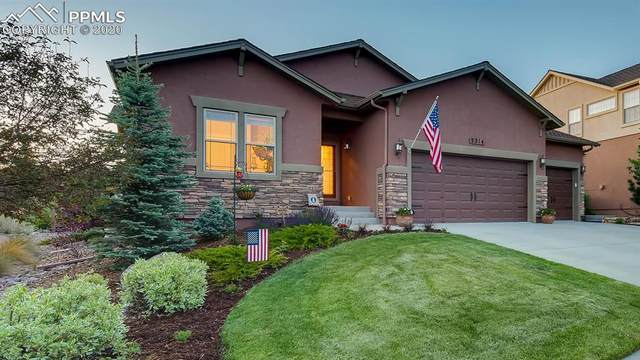 2314 Ledgewood Drive, Colorado Springs, CO 80921 (#8204213) :: The Harling Team @ Homesmart Realty Group