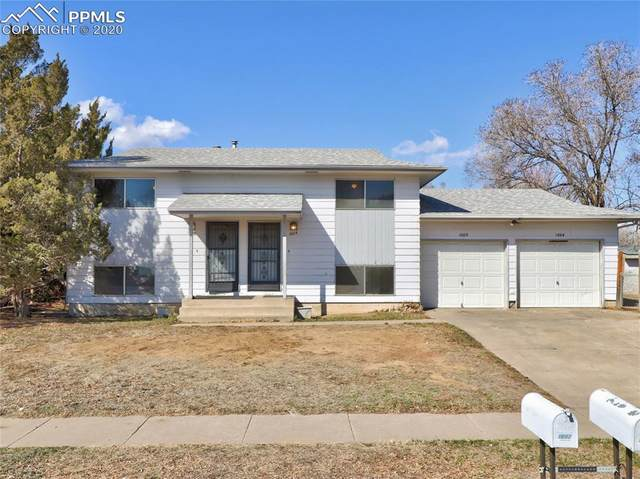 1002 Moffat Circle, Colorado Springs, CO 80915 (#8204275) :: The Kibler Group