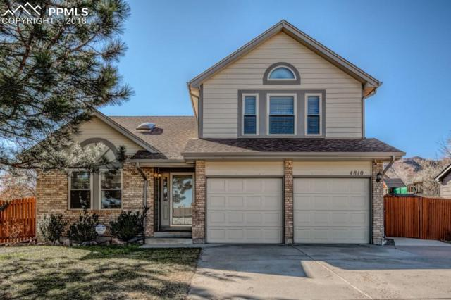 4810 Champagne Drive, Colorado Springs, CO 80919 (#8204592) :: The Treasure Davis Team