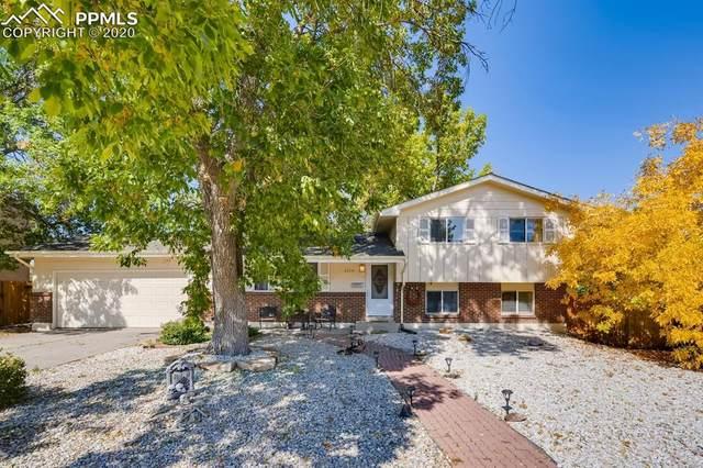 1314 Saratoga Drive, Colorado Springs, CO 80910 (#8207090) :: The Treasure Davis Team
