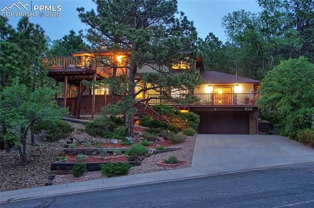 970 N Pulpit Rock Circle, Colorado Springs, CO 80918 (#8207157) :: The Daniels Team