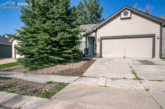 4790 Findon Place, Colorado Springs, CO 80922 (#8207625) :: Action Team Realty