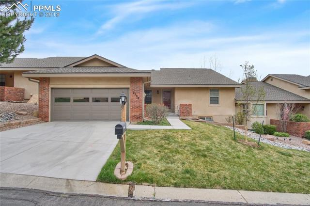 2109 Glenhill Road, Colorado Springs, CO 80906 (#8211128) :: Tommy Daly Home Team