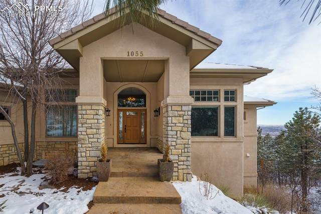 1055 Gold Camp Road, Colorado Springs, CO 80906 (#8211673) :: Realty ONE Group Five Star