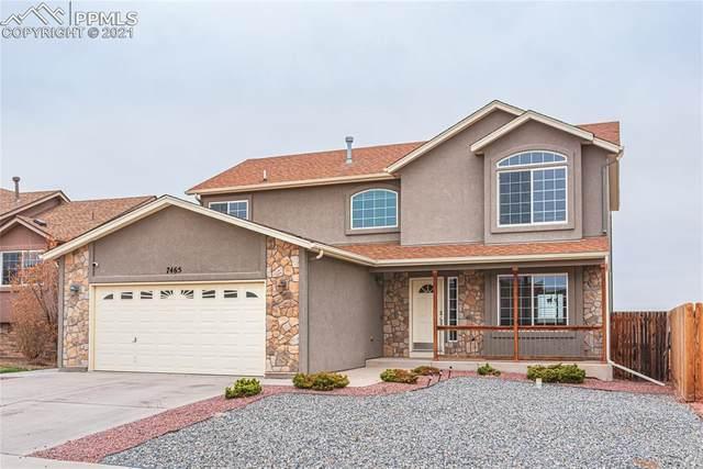 7465 W Sun Prairie Drive, Colorado Springs, CO 80925 (#8211679) :: Re/Max Structure