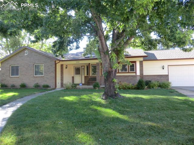 1346 Ridgewood Court, Canon City, CO 81212 (#8214978) :: Venterra Real Estate LLC