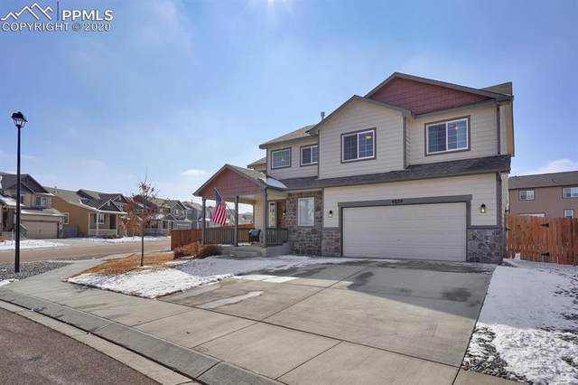 4624 Brylie Way, Colorado Springs, CO 80911 (#8218121) :: Tommy Daly Home Team