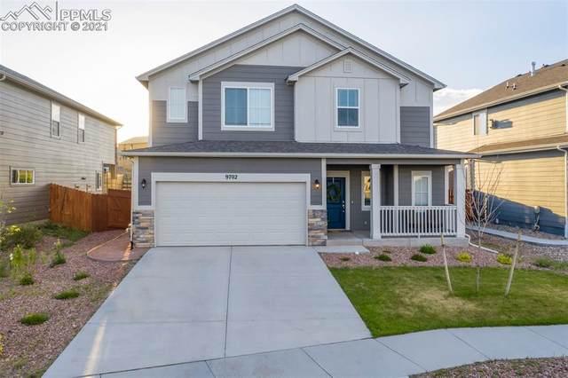 9702 Emerald Vista Drive, Peyton, CO 80831 (#8219167) :: The Kibler Group